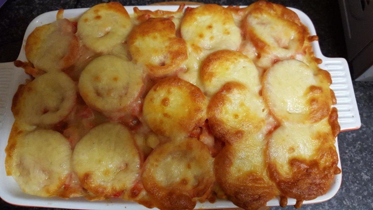 Рецепт из кабачков и макарон в духовке рецепты с пошагово