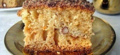 Супер пышный кекс рецепт