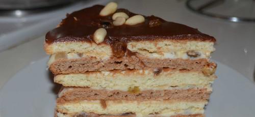 Пошаговый рецепт торта мишка