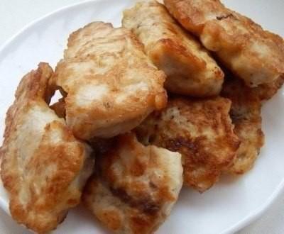 Куриные отбивные в кляре✨ - пошаговый рецепт с фото. Автор ...   330x400