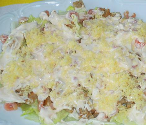 Поваренок салаты с креветками рецепты 112