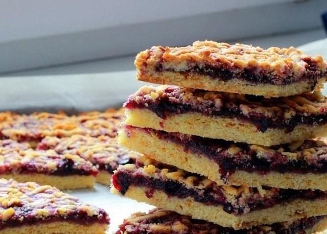 Венское тертое печенье