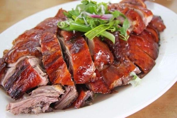 утка по пёкински рецепт с фото